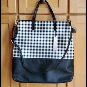 Sole Society Tote NWT